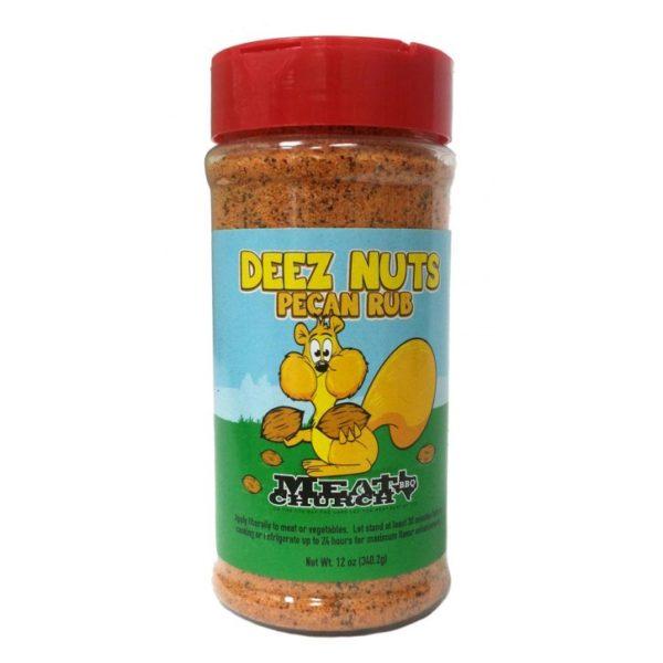 Deez Nuts: Pecan Rub