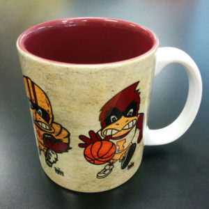 photo of Iowa State University Vintage Cys Sports Mug on shopiowa.com