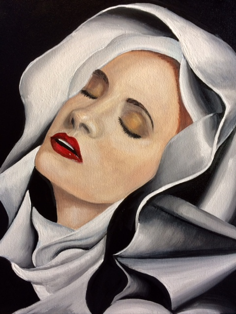 Beauty in Faith by Deb Weiser from DKW Gallery on Shopiowa.com