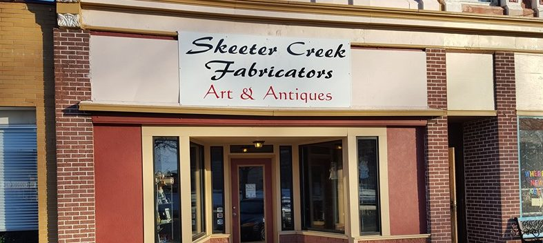 Skeeter Creek Fabricators Arts and Antiques