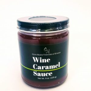Wine Caramel Sauce on Shop Iowa