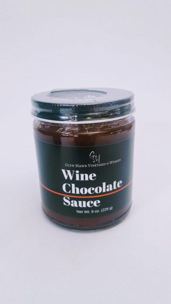 Wine Chocolate Sauce, Glyn Mawr Winery, Mount Vernon, Iowa on Shop Iowa
