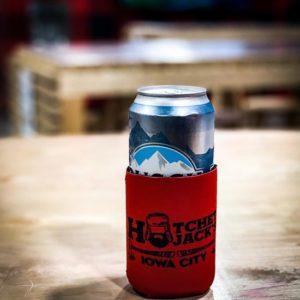 Hatchet Jack's Beer Koozie