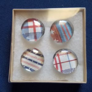 Patriotic Magnet Gift Set