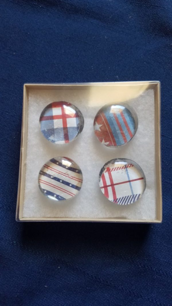 Patriotic Magnet Gift Set