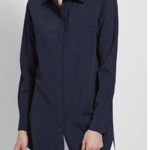 Lysse Schiffer Button Down Top