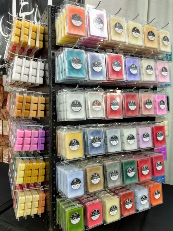 J&J Candles Wax Melts – 150 Scent Choices