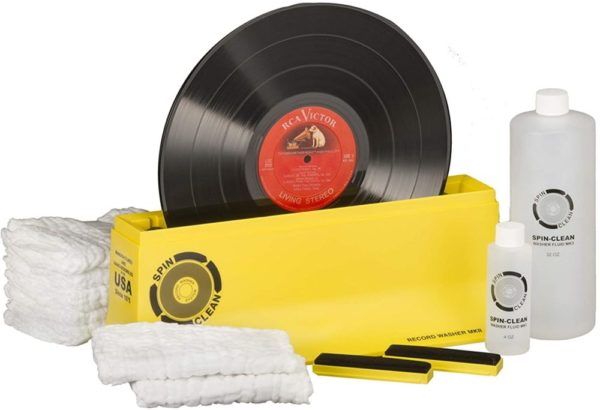 Spin Clean Deluxe Record Washer