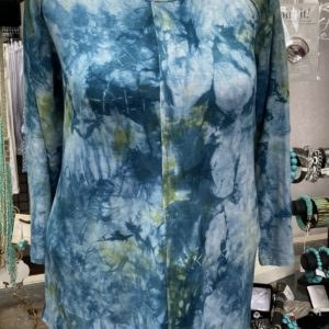 Tie-Dye French Terry Top