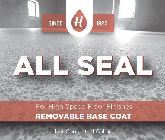 All Seal Flooring Base Coat