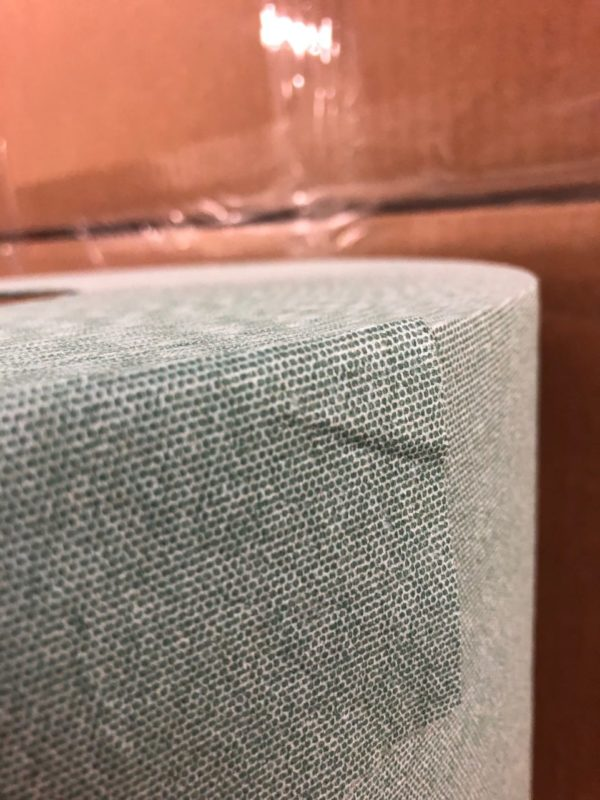 Jumbo Blue/Green DRC Roll 600 sheets
