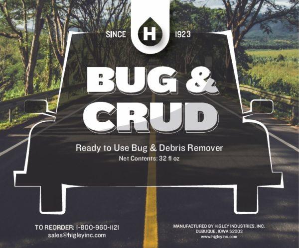 Bug & Crud Vehicle Cleaner