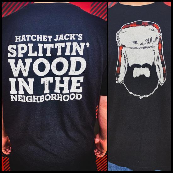 Hatchet Jack's Bearded Shirt