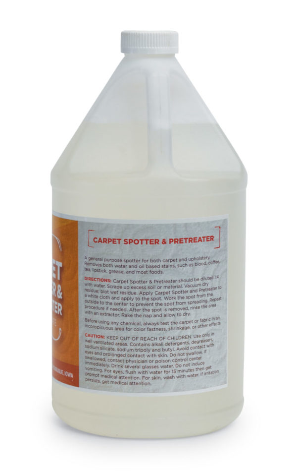 Carpet Spotter & Pretreater Concentrate
