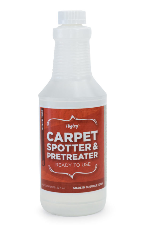 Carpet Spotter & Pretreater