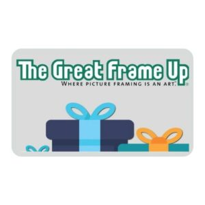 The Grate Frame Up West Des Moines Gift Card