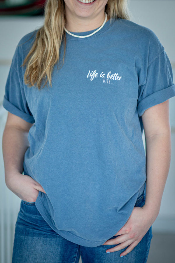 """""""Life is Better With … Sugar Bowl"""" T-Shirt"""