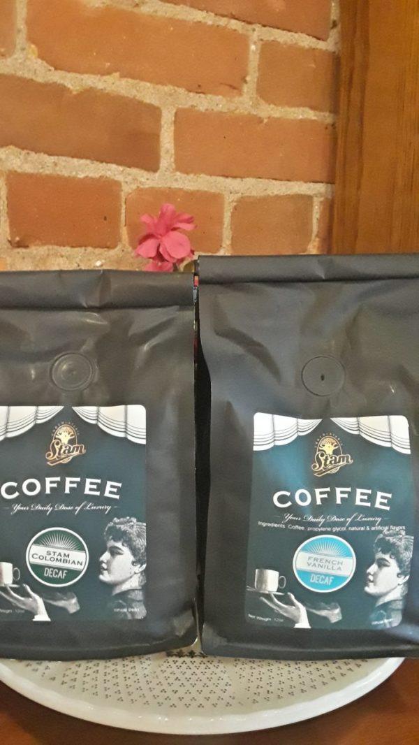 12 oz Decaffeinated Whole Bean Coffee