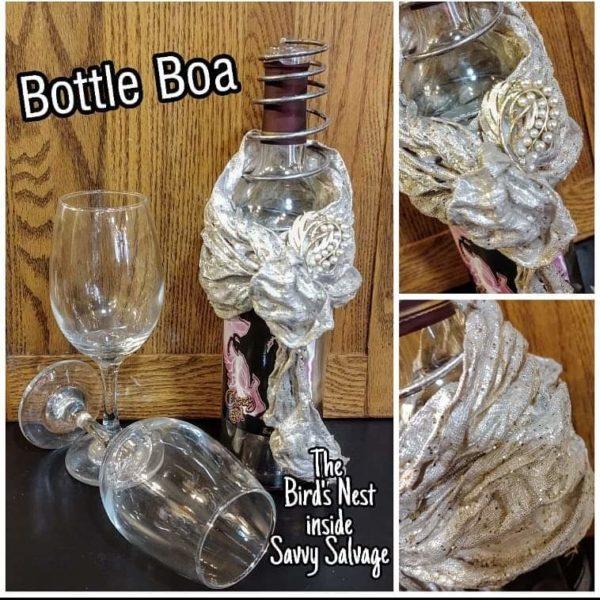 Removable Wine Bottle Boas & Accessories