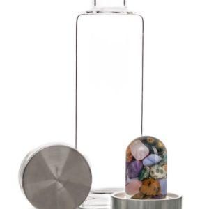 VitaJuwel Gemwater Bottle – FIVE ELEMENTS