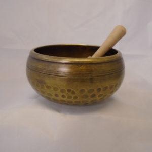 Large Tibetan Singing Bowl