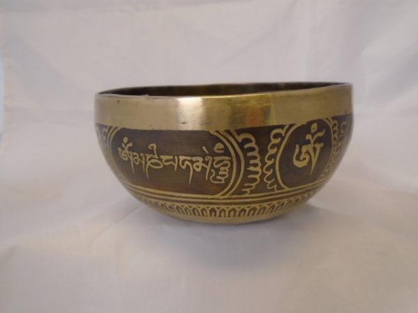 Tibetan Singing Bowl with Mallet