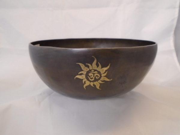 Tibetan Singing Bowl with Mallet – Sun Design
