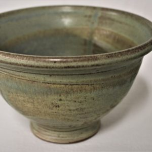 Pottery Bowl by Henry Serenco