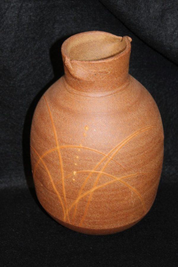 Wood Fired Pot by Paul Koch