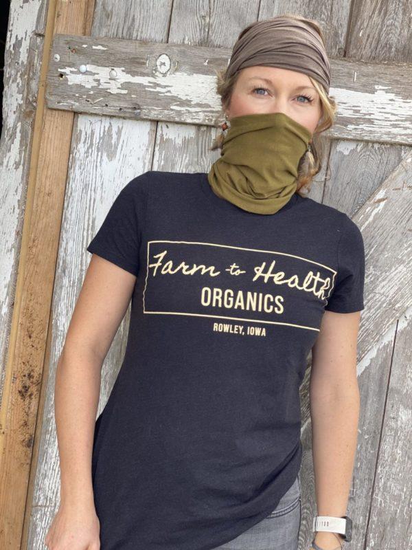 Soft Hemp Fabric Gaiter
