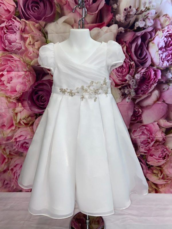 photo of Alfred Angelo 706 Sleeping Beauty Flower Girl Dress