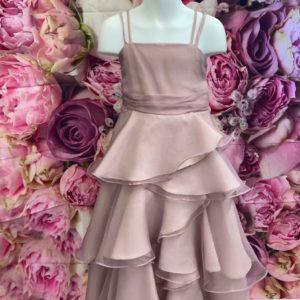 Alfred Angelo 6682 Blush Flower Girl Dress