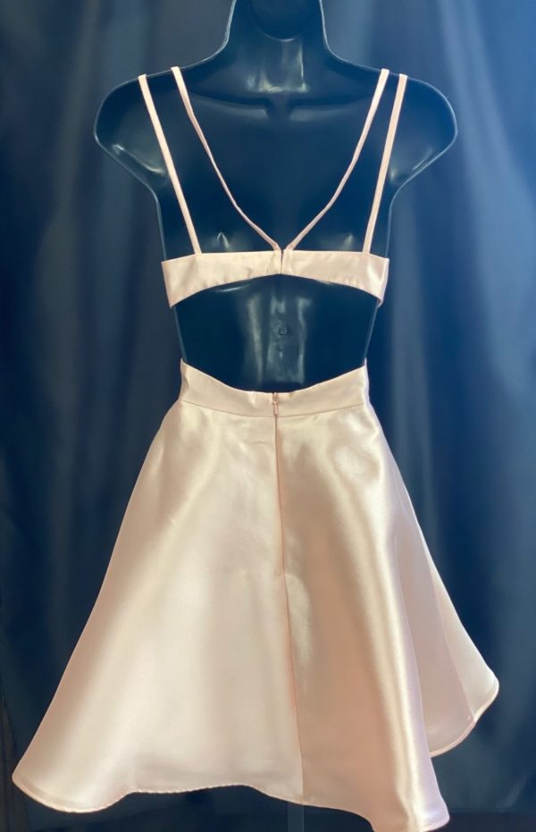 Alyce Sunshine Homecoming Dress 3879