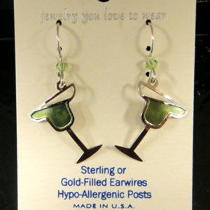 Margarita earrings by Sienna Sky