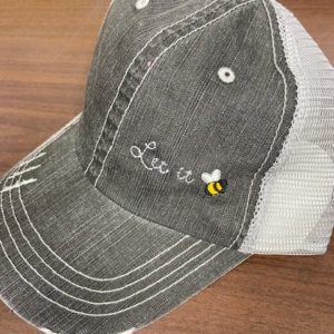photo of Let It Bee hat on shopiowa.com