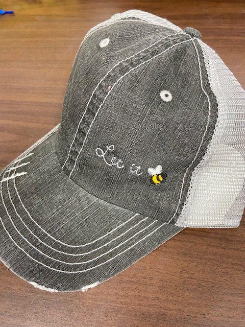 photo of Let It Bee hat on shopiowa.com