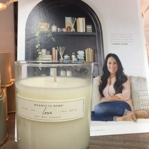 Magnolia Home Candle 9.2 oz – 4 Scents Available