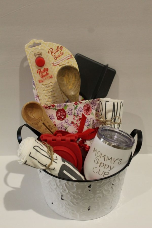 Pastry Pantry Gift Basket