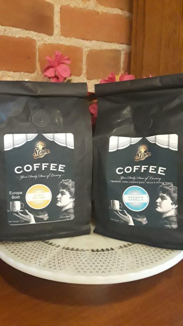 12 oz Whole Bean Coffee