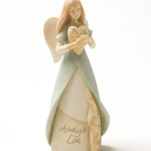 Always Love Mini Angel Figurine
