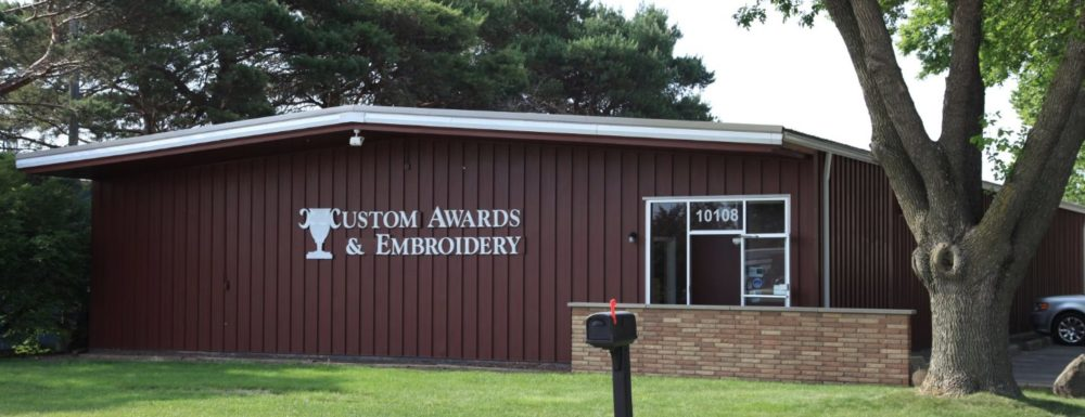 Custom Awards and Embroidery