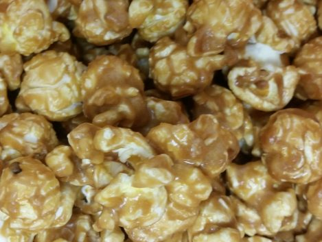 Small Caramel Corn
