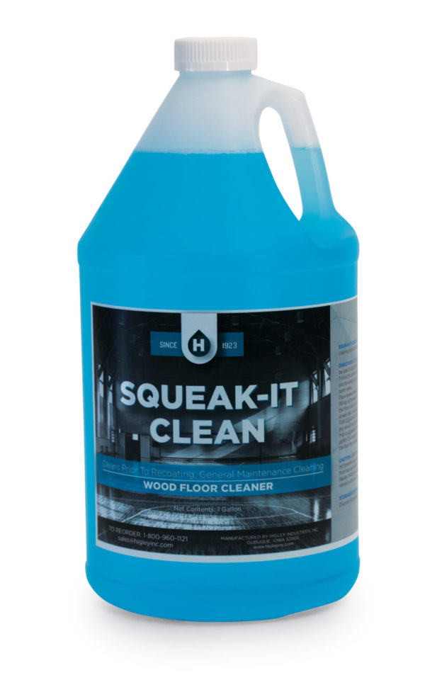 Squeak It Clean Wood Floor Cleaner