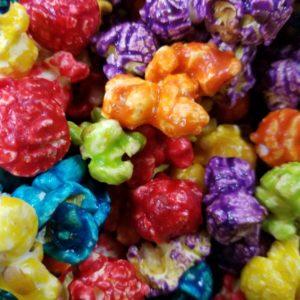 Small Tie Dye Popcorn