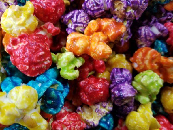 Large Tie Dye Popcorn