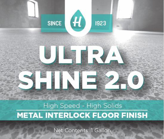 Ultra Shine 2.0 Floor Finish Coating