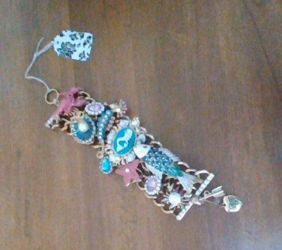 Betsy Johnson Under the Sea Bracelet