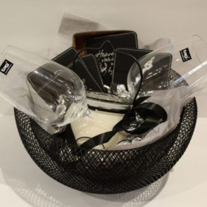Wine Me Down Gift Basket