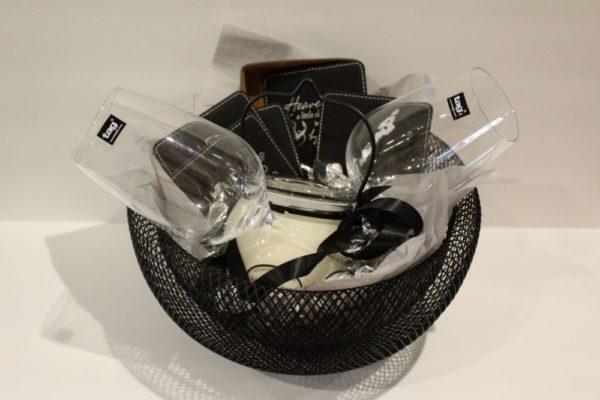 Wine Me Down Gift Basket