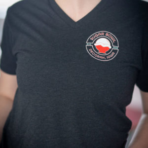 Sugar Bowl V-Neck T-Shirt